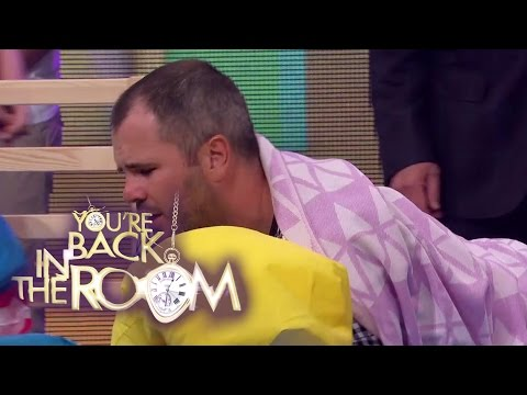 Hypnotised Adults Act Like Children - You're Back in the Room Australia