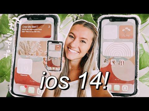 *iOS 14* iphone