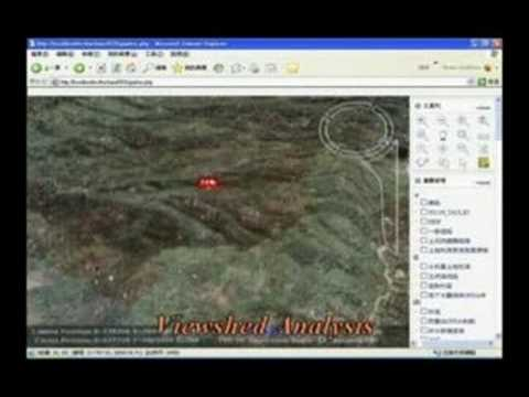 real WEB 3D Gis _ PILOTGAEA universe  from 藏識