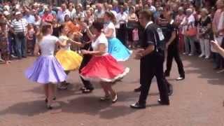 La Bamba - Dance Performance @ the Sweetlake Rock