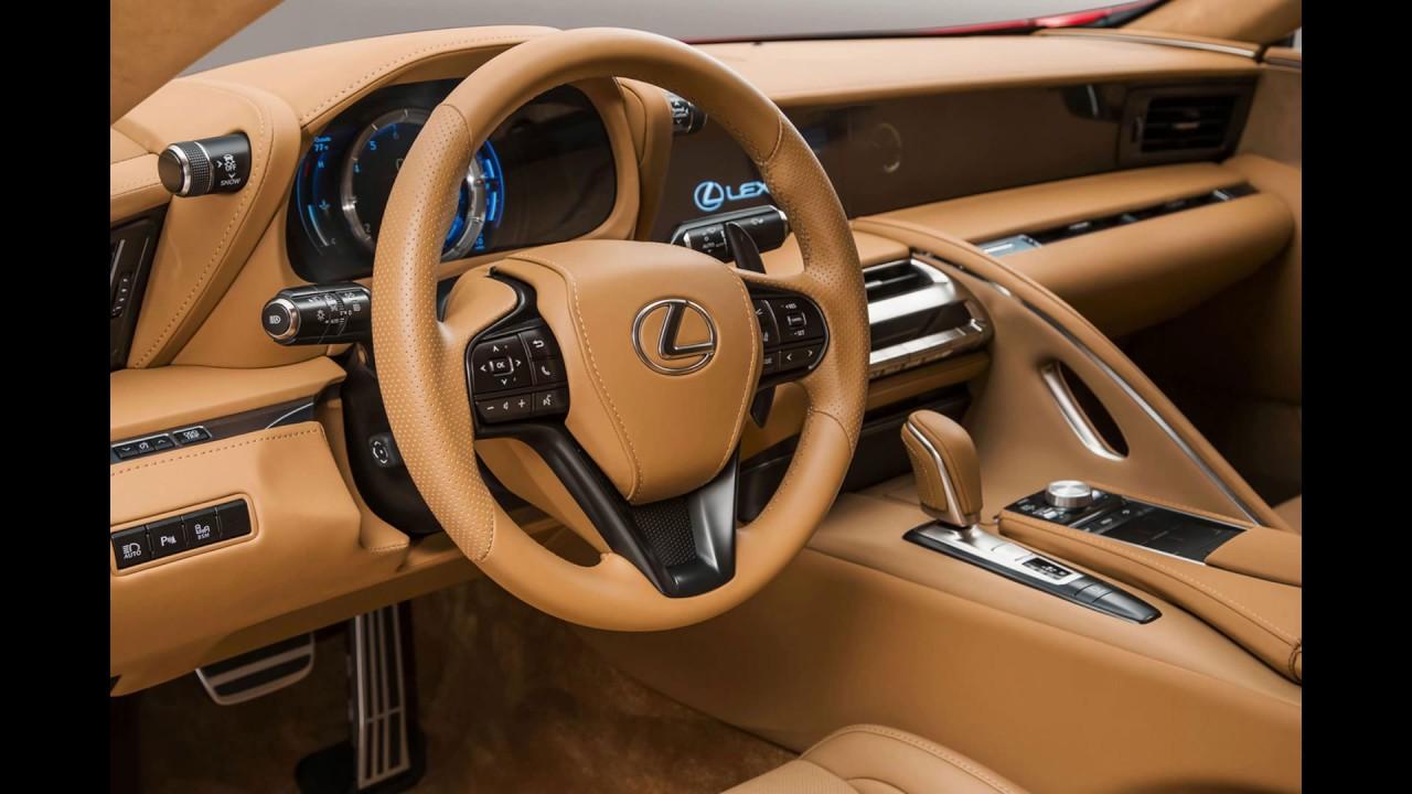 The Interior 2018 Lexus New Ls 500 Youtube