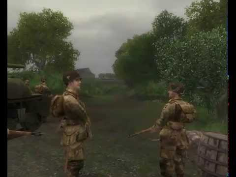 """Brothers in Arms RtH30: Greatest Moments """"Cutscenes"""" 