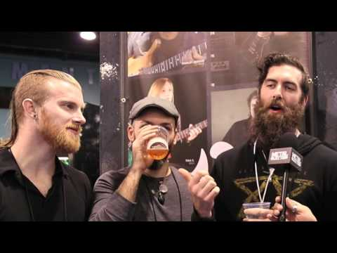 THE NUMBER 12 LOOKS LIKE YOU Interview at NAMM 2017 | Metal Injection