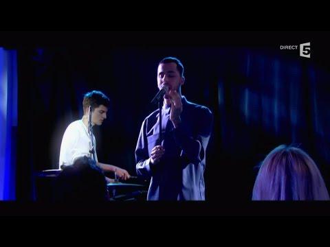 """Yanis en Live avec """"The run"""" - C à vous - 01/02/2016"""