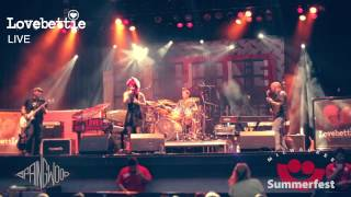 Lovebettie Live at Summerfest - Your Own Worst Enemy Thumbnail