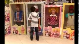מתיחה בברזיל - חנות צעצועים  משהו ענקקק:))
