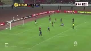 مباراة الترجي ضد بريميرو دي اوجستو : سعد بقير يضيع هدف الترشح ,غريييبة