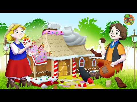 Гензель и Гретель 🍭 Сказки про фей 16 серия | KONDOSAN На русском смотреть сказки для детей