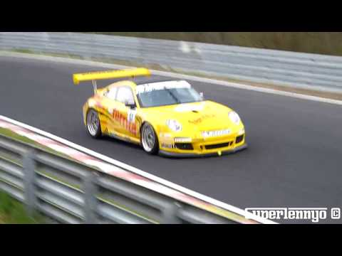 Porsche 911 GT3 Cup Sounds on the Nürburgring!