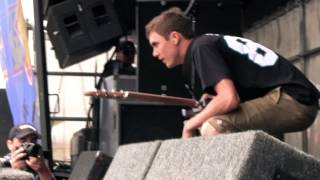 The Story So Far (TSSF) Interview  - Warped Tour 2013