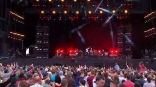 Suede - Beautiful Ones - Live at the Isle of Wight Festival 2014