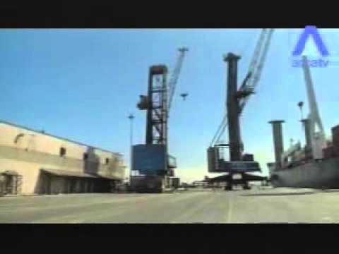 Recala en Puerto Arica E-Ship 1 ENERCON Buque de propulsión híbrida