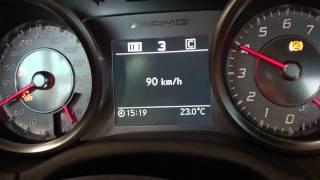 SLS max speed test. 339 km/h.Gearbox test. thumbnail