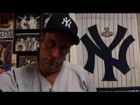 Yankees Locker Room: The Sound of Silence | Baseball | NY Yankees | Vic DiBitetto