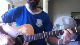 meet Virginia - train (acoustic cover) by jeff greer