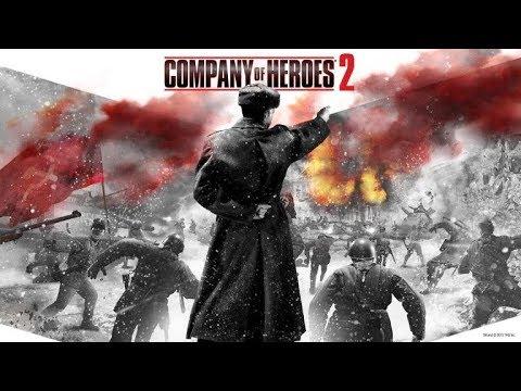Company of Heroes 2 coop avec Gaston La guerre du Congo