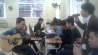 Bài ca tình yêu clb guitar HUMG
