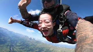 Skydive Switzerland – The Best Place in the World for Airplane Skydiving