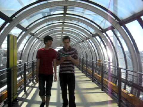 Trip to Paris, Pt. 4: Navigating Pompidou