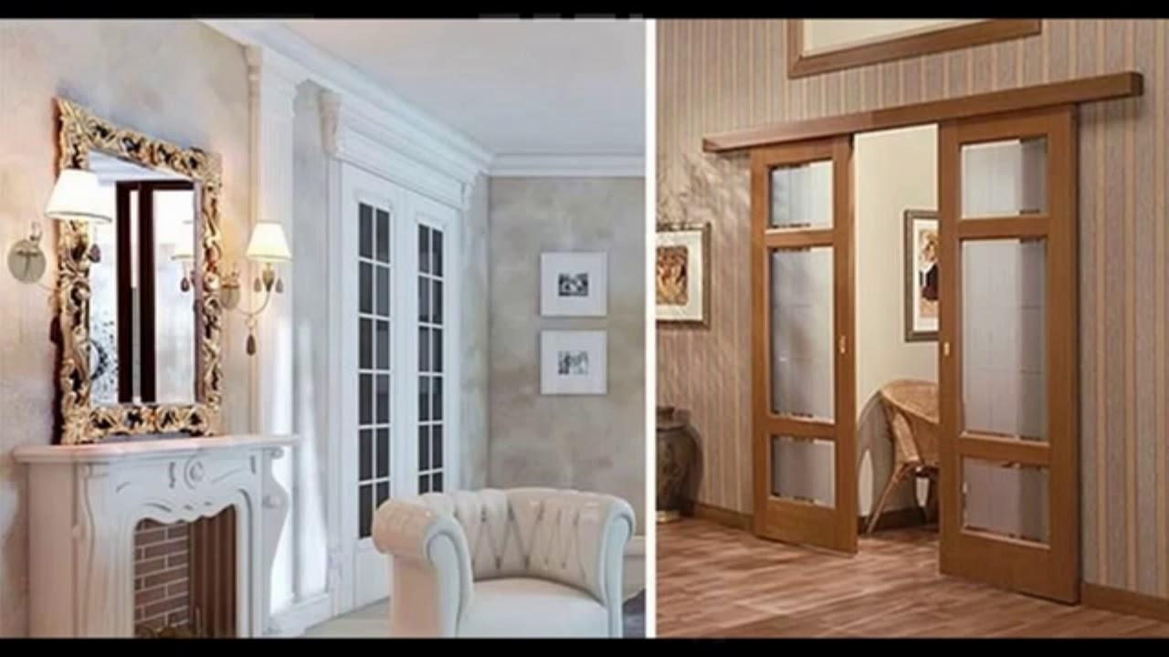 дизайн межкомнатных дверей в интерьере