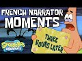 """- Every Time the """"French Narrator"""" Appears Ever Part 1/? 