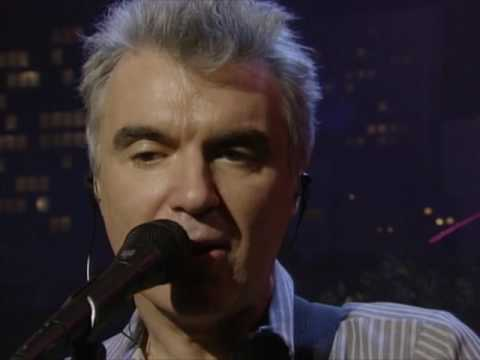 """David Byrne - """"I Wanna Dance With Somebody"""" [Live from Austin, TX]"""