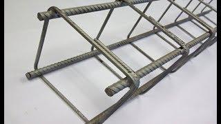 видео Расстояние между арматурой для фундамента