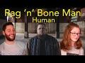 Rag N Bone Man Human Official Video Reaction Head Spread mp3