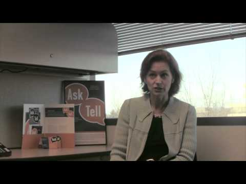 Dr. Huntley Discusses NCCAM's Time to Talk Campaign