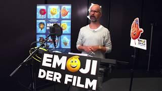 Emoji - Der Film (3D) - Christoph Maria Herbst im Synchronstudio | Ab dem 4.8. im Kino