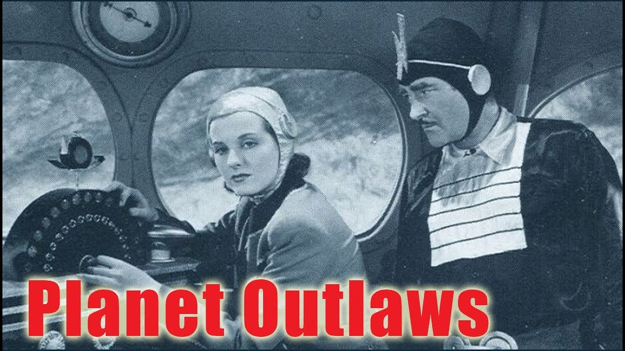 Planet Outlaws (1953) | Action/Science Fiction | Buster Crabbe, Constance Moore | Hollywood Movies
