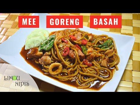 MEE GORENG BASAH