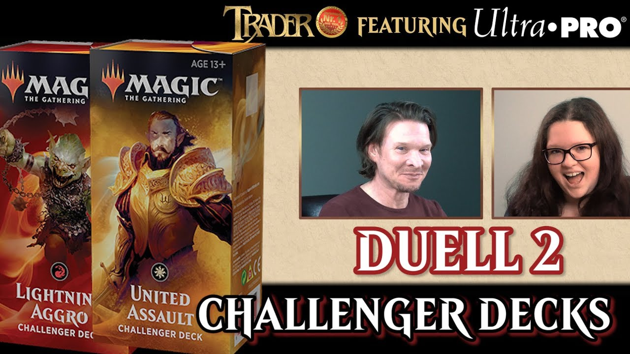 United Assault Challenger Deck Magic the Gathering Sealed Product