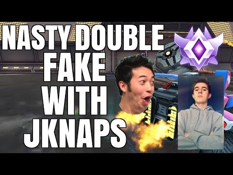 NASTY DOUBLE FAKE WITH JKNAPS | 2V2 GRAND CHAMPION