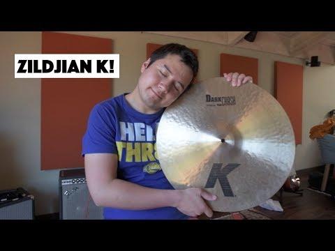 FIVE REASONS to Love Zildjian K Dark Thin Crashes!