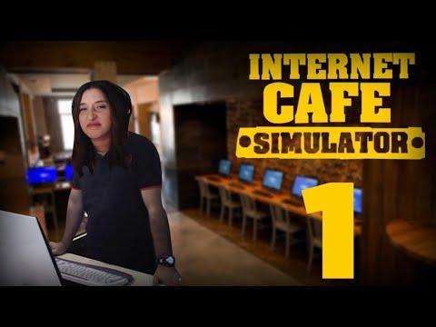 PORSELEN NET | Internet Cafe Simulator #1