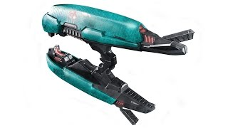 Top 10 SCIENCE FICTION Weapons