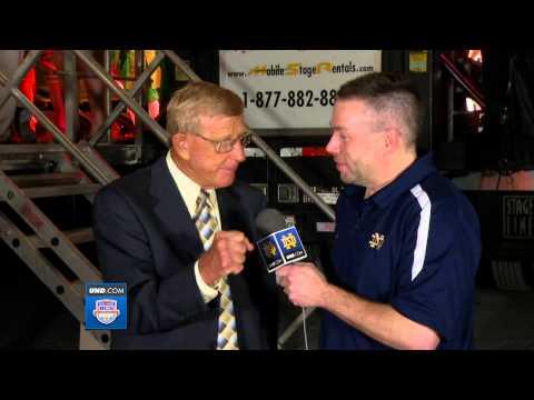 Lou Holtz - BCS Championship Interview