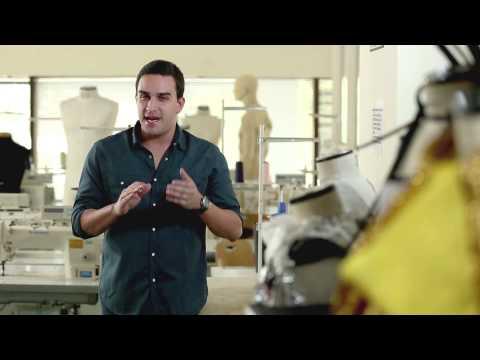 SENAI CETIQT apresenta o Brasil Fashion 2014