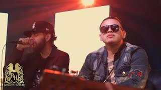 Download Herencia de Patrones - Ladeando ft. Fuerza Regida (En Vivo) Mp3 and Videos