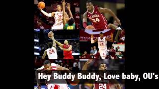 "Buddy Hield song ""Buddy Buddy"" a parody of Louie Louie by the Kingsmen HD"
