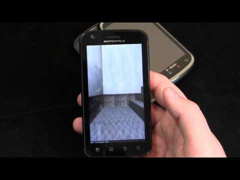 Motorola Atrix 4G Review Part 2