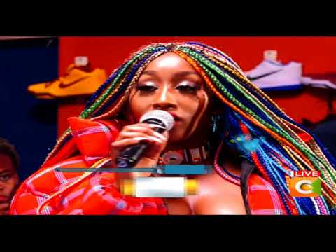 Victoria Kimani ~ I have given myself a Kenyan tour to meet my fans #10Over10
