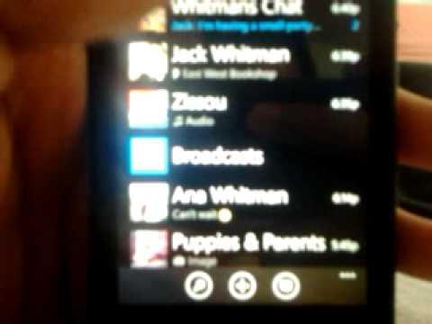 Como descargar Whatsapp para windows phone