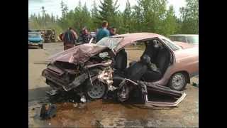 видео Действия водителя на месте ДТП