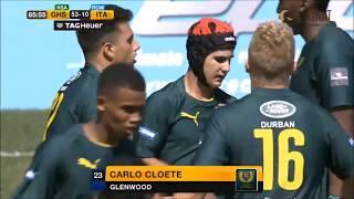 Glenwood (South Africa) vs Italian All Stars (Italy)