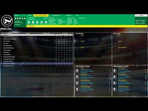 Franchise Hockey Manager 4: Season 1 OffSeason