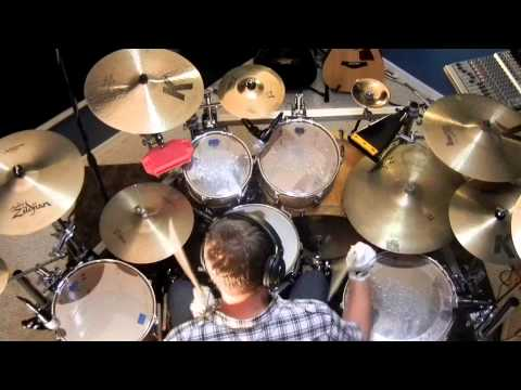 Ke$ha (featuring will.i.am) - Crazy Kids [Drum remix in HD]