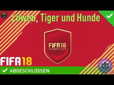 LÖWEN, TIGER UND HUNDE SBC! [BILLIG/EINFACH] | GERMAN/DEUTSCH | FIFA 18 ULTIMATE TEAM