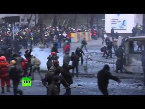 Новое расследование: «Беркут» не расстреливал протестующих на Майдане